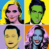Andy Warhol Makeovers HOLLYWOOD GOES POP!
