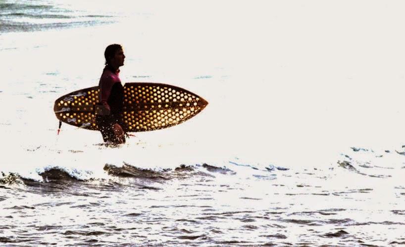 Planches de Surf avec des Bouchons Recyclés