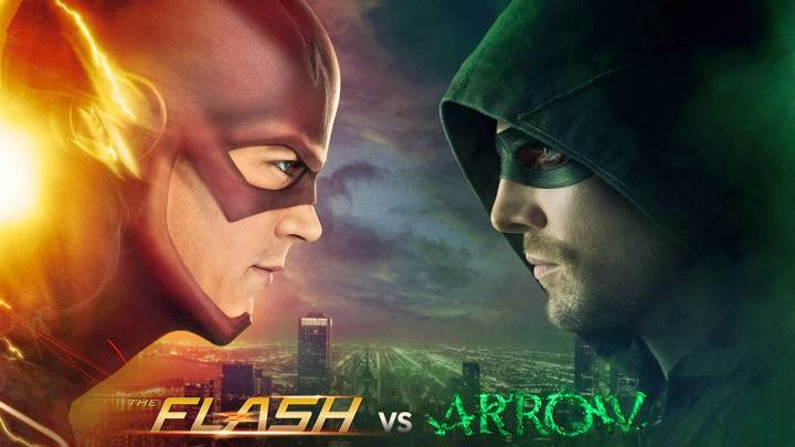 The Flash / Arrow - Character Interviews / Featurettes