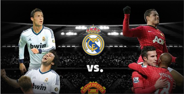 Jadwal predikesi Manchester United vs Real Madrid