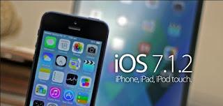 iPhone 4 iOs 7.1.2