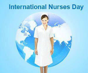 International Nurses Day  IMAGES, GIF, ANIMATED GIF, WALLPAPER, STICKER FOR WHATSAPP & FACEBOOK