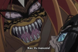Ushio to Tora 18 Subtitle Indonesia