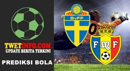 Prediksi Sweden vs Moldova