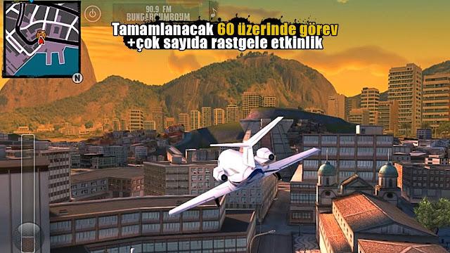 Gangstar Rio City Of Saints APK Full İndir (Apk + Data)