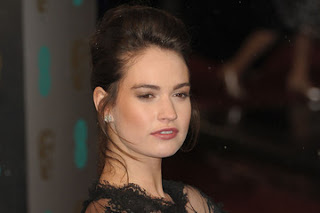 Lily James Hollywood Hottest Actress Personal Information And Nice Images Gallery In 2013.