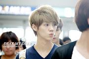 [Photos] 120608 EXOM at Taoyuan + Incheon Airport (luhan )