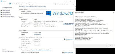 Aktivasi Online Windows 10 Build 10586