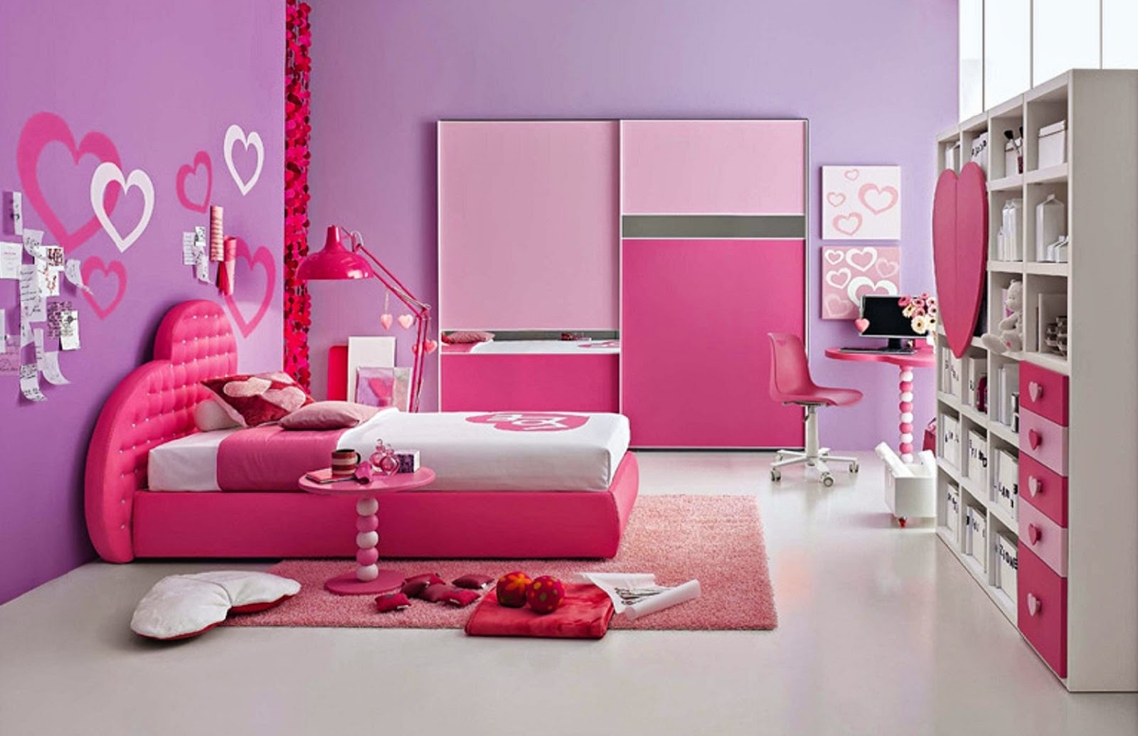 Best Bedroom Paint Color Ideas for Teenage Girls