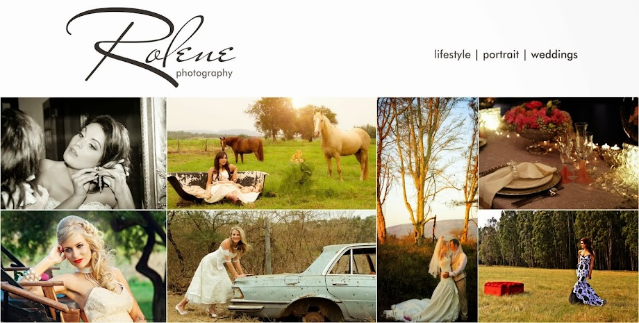 Rolene - South African Wedding Photographer