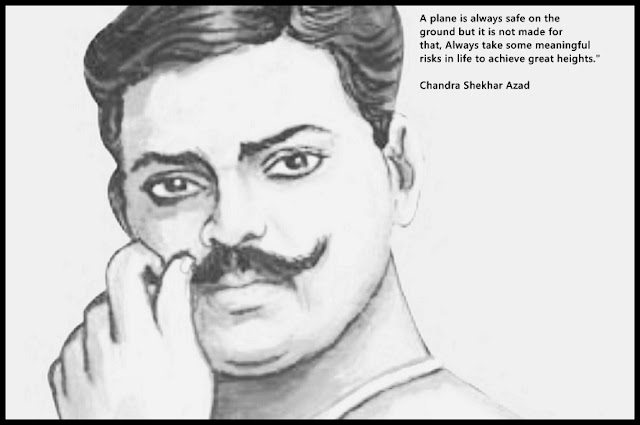 Chandra Shekhar Azad quote