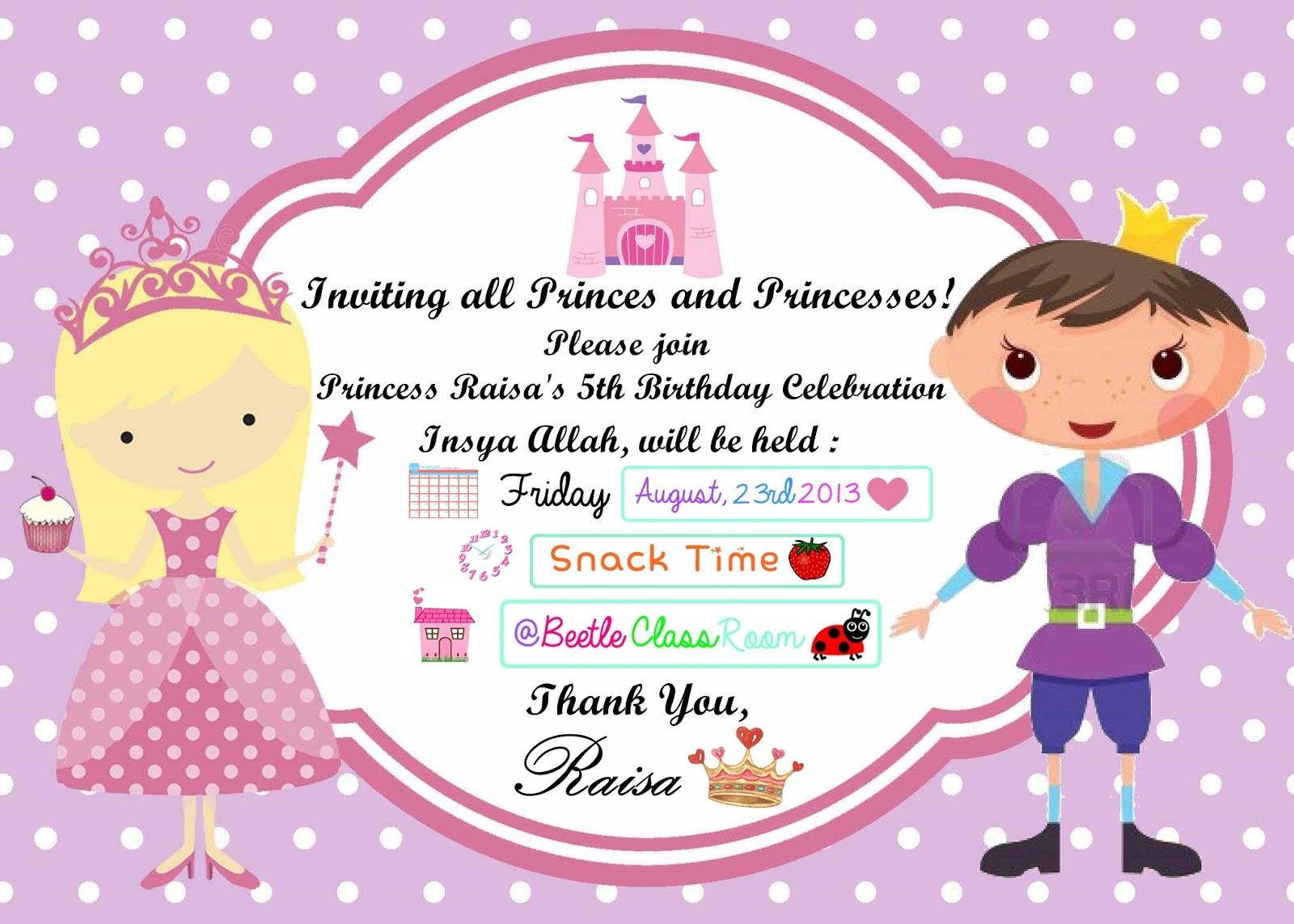 Happy th birthday princess raisa