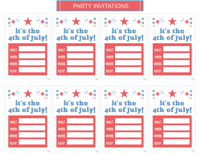 printables 4th of july life made simple