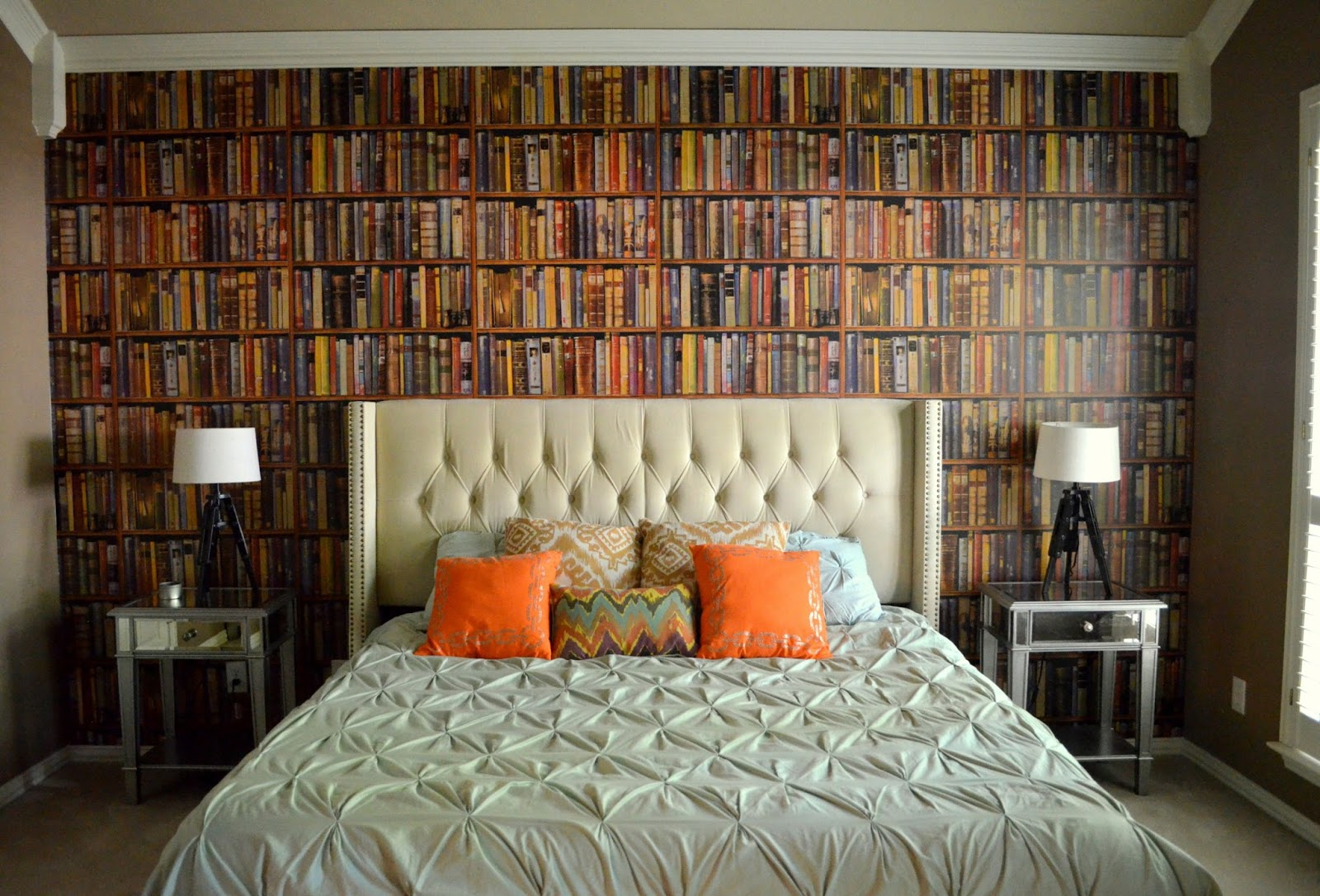 Amazing photo of  Wallpapers & Fabrics on Pinterest Museum Collection Wallpapers and with #C0440B color and 1600x1086 pixels