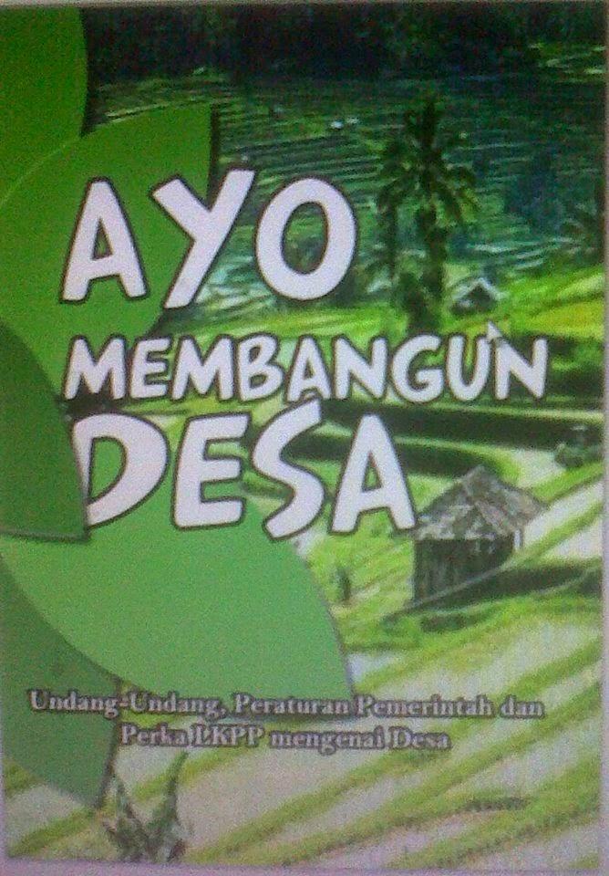 Pengadaan Barang Jasa Pemerintah Oleh Mudjisantosa Buku Kumpulan Peraturan Desa