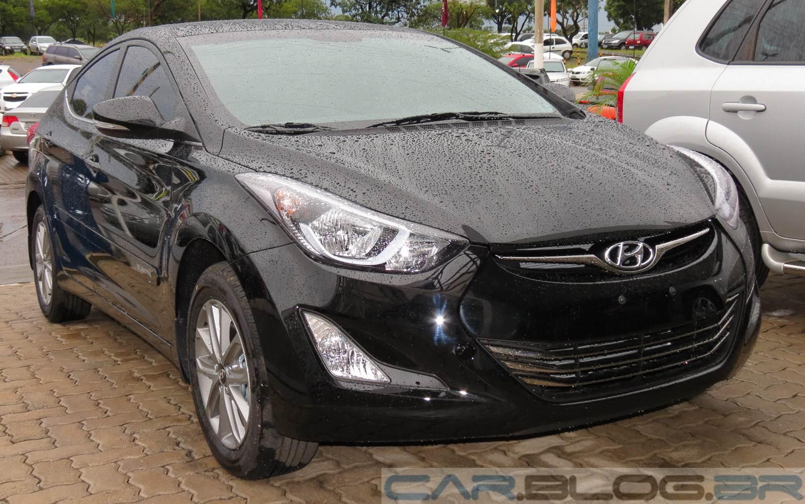 Hyundai Elantra 2.0 Flex: preço, equipamentos e ficha técnica