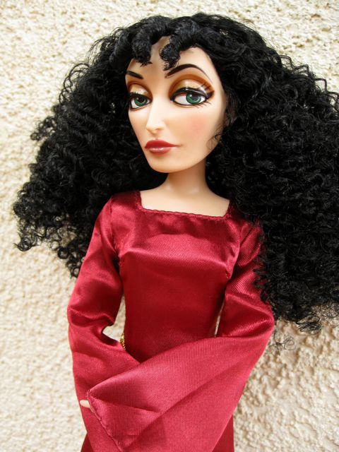 New Gothel Disney Store doll