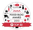 Ama Food Blag Award