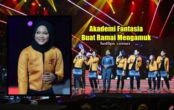 Konsert Akademi Fantasia Minggu 4 Cetus Kontroversi Ramai Mengamuk