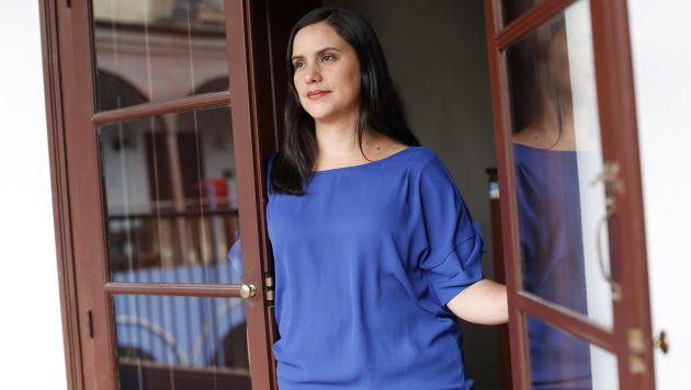 Gori Melgar declara su amor a Veronika Mendoza