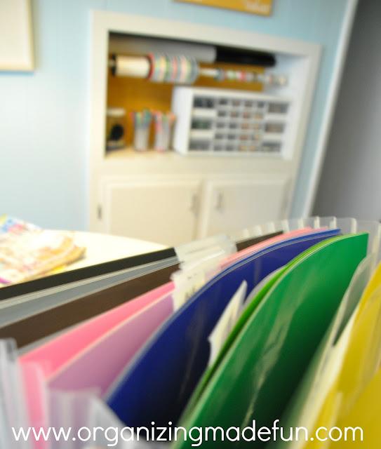 Organizing Vinyl