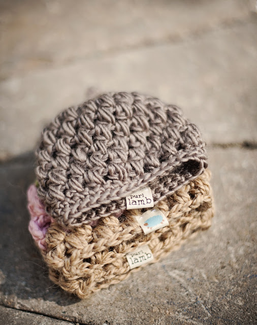 Free Crochet Baby Acorn Hat Pattern : Hopeful Honey Craft, Crochet, Create: 10 Free Unique Hat ...