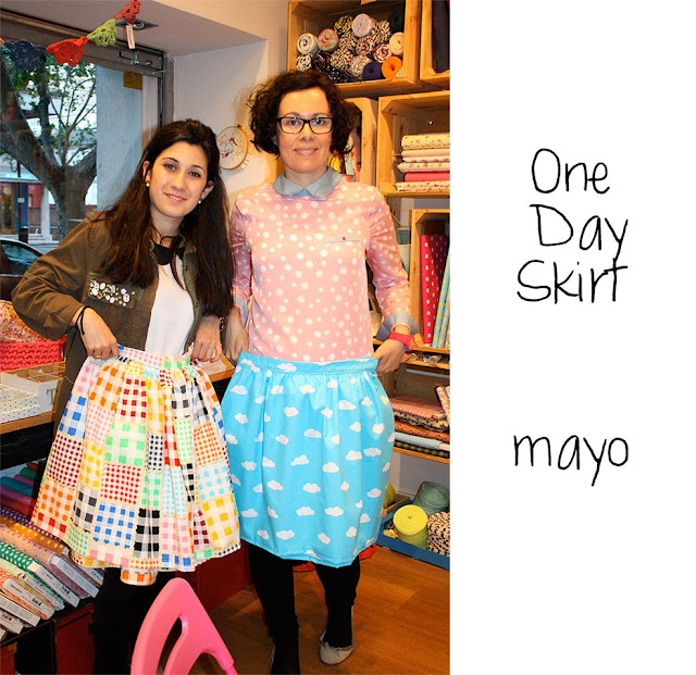 ONE DAY SKIRT