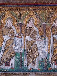Sainte Eulalie de Mérida, vierge et martyre sous Dacien