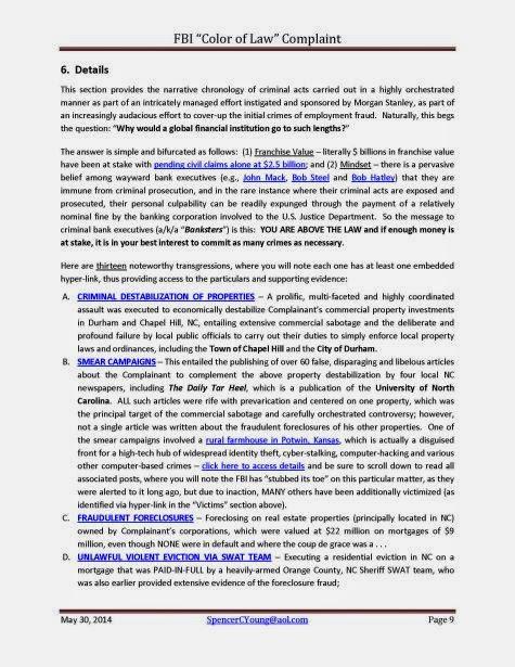 fbi essay