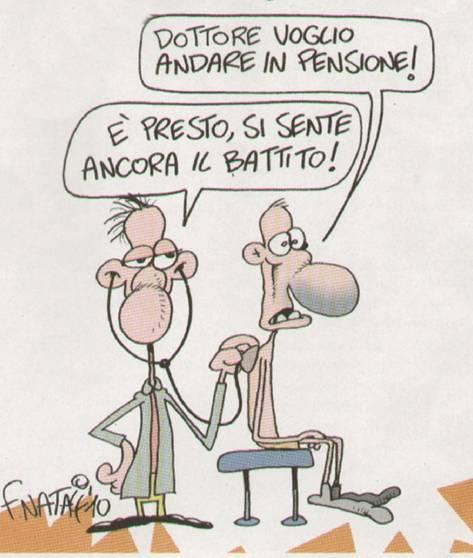 pensione battito