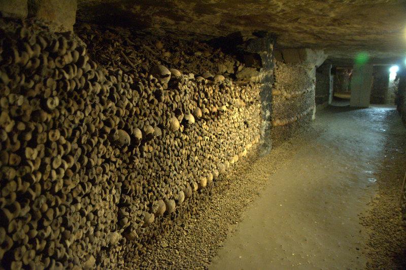 catacombs paris facts
