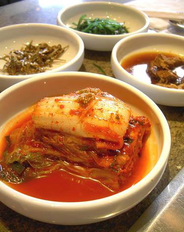 Lost in translation korean food in osaka for Cuisine translate