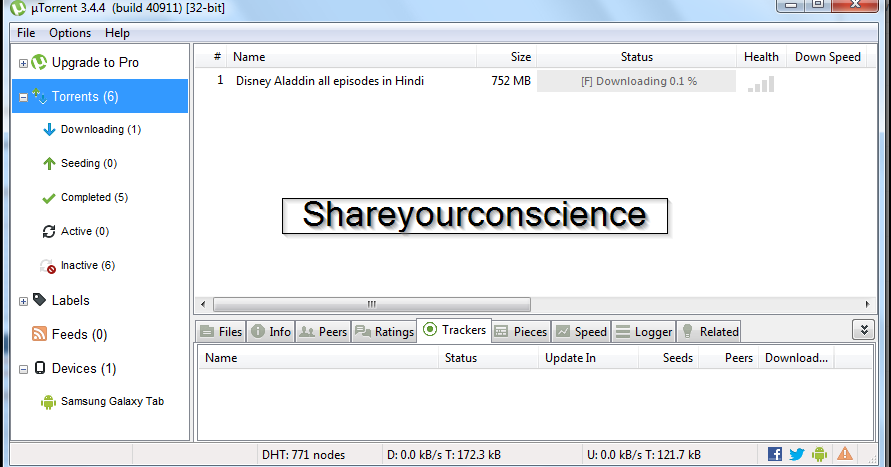 download your to torrent how opened