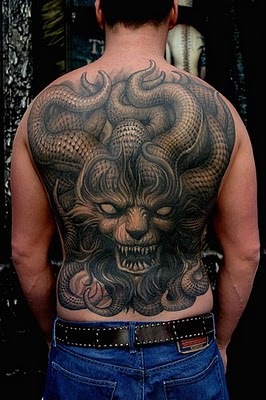 Evil Tattoos Styles