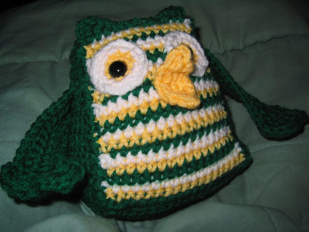 Owl Knitting Patterns Free : Knitting Patterns Free: crochet owl
