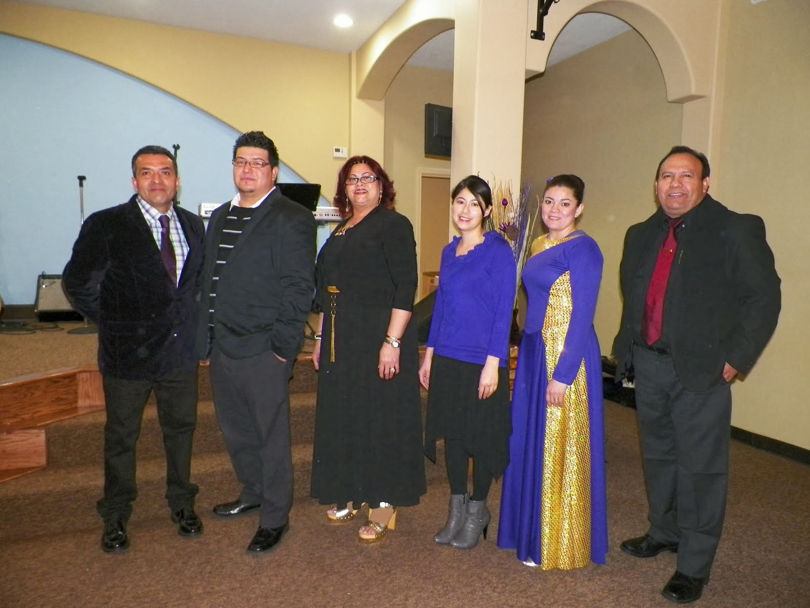 Maestros De Escuela Dominical