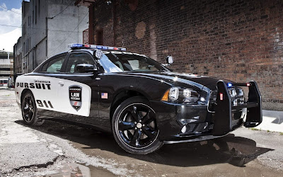 Police Cars HD Desktop Wallpapers