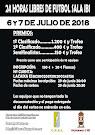 24 HORAS F. S. ABIERTAS 6 Y 7 DE JULIO 2018