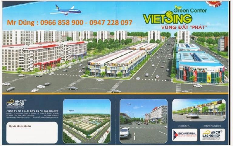 Bán đất nền dự án tại Khu đô thị Việt - Sing The Oasis ảnh 2