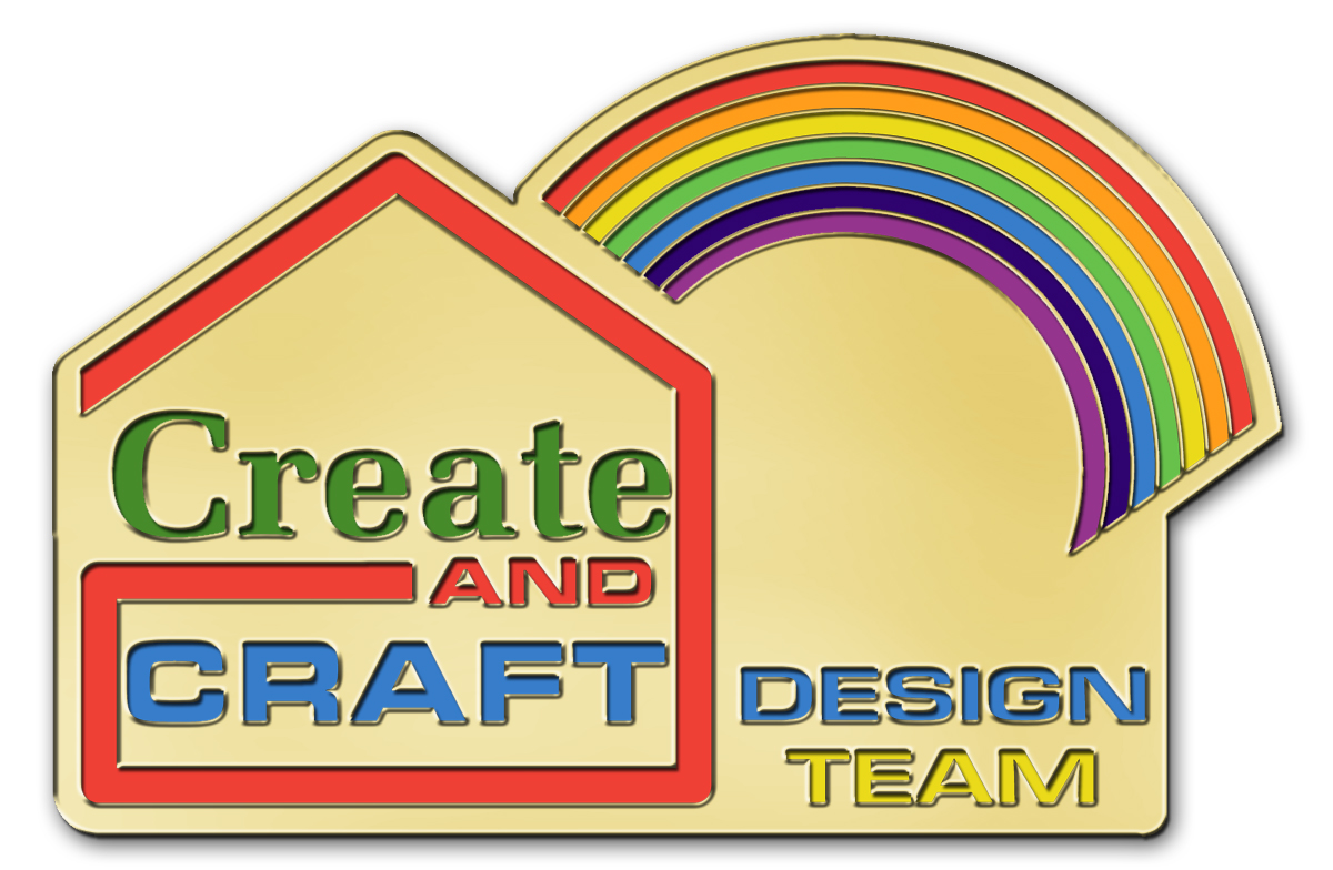 I Proudly Design for Create and Craft