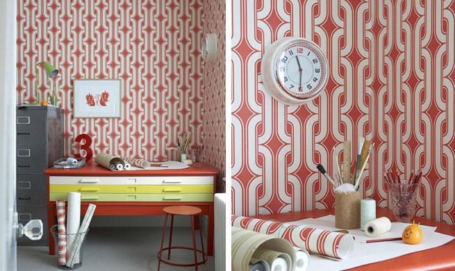 Decoracion mueble sofa espejos con repisa para banos - Leroy merlin decoracion paredes ...