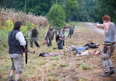The Walking Dead 4x11: Salvare il mondo ...diteci la vostra