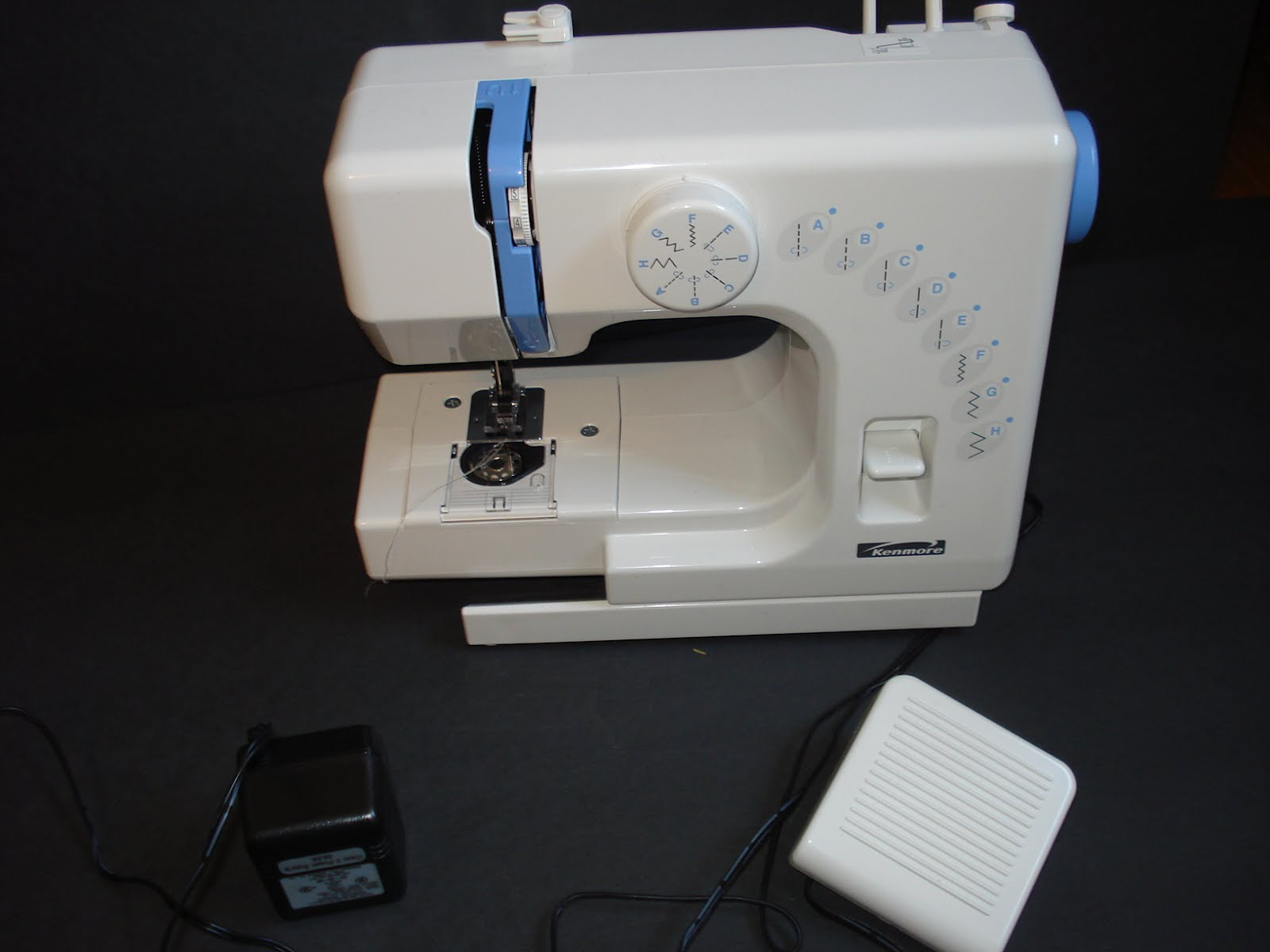 kenmore mini sewing machine