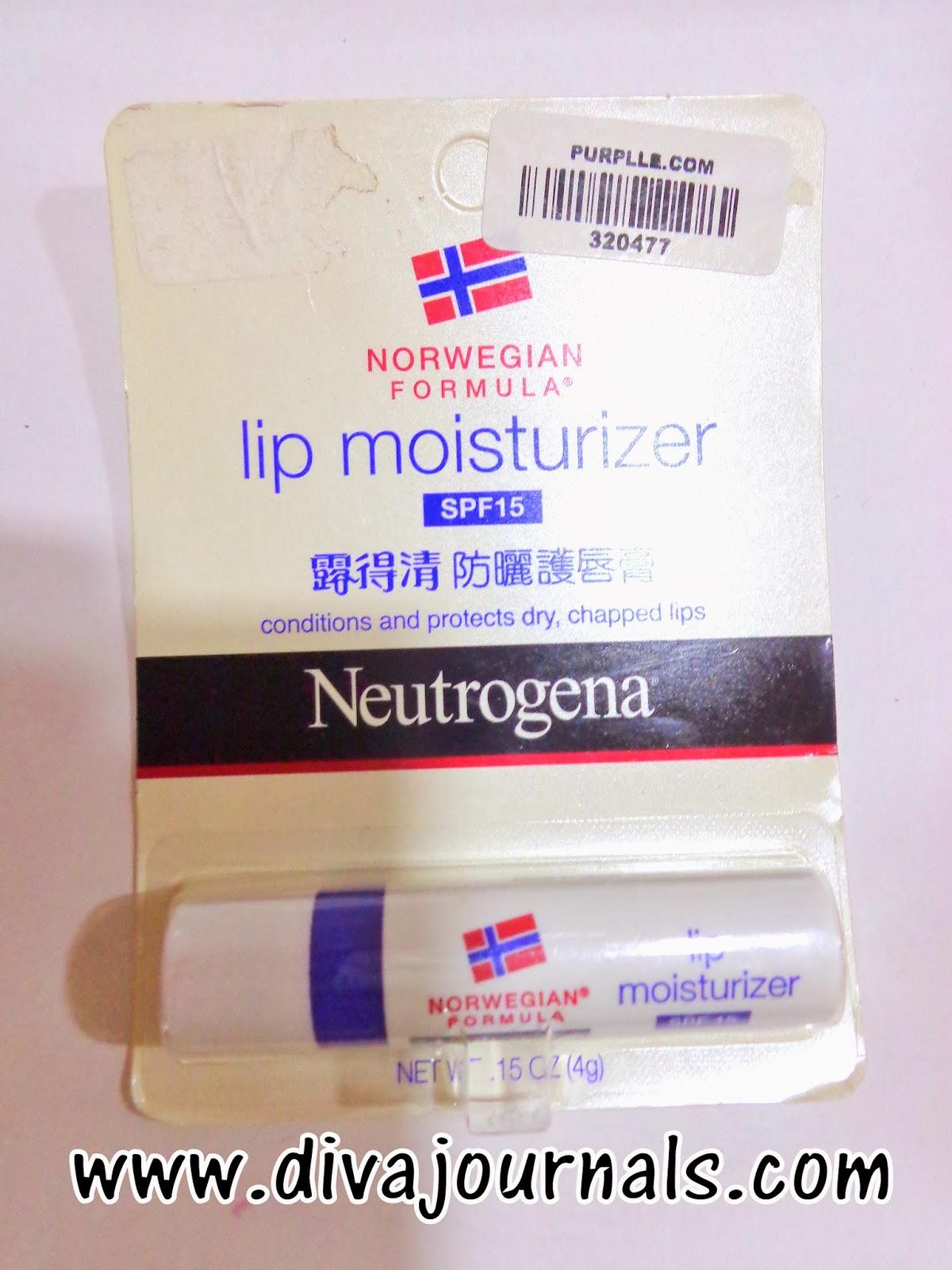 Neutrogena Lip Moisturiser