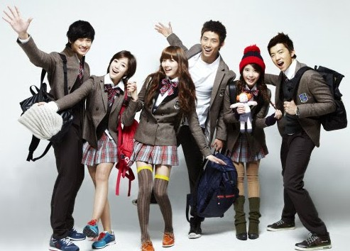They are K-Pop Stars (Mostly from T-ara, Miss A, 2PM)