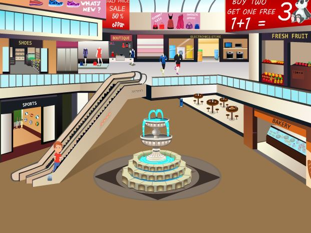 Games2Jolly Shopping Mall…