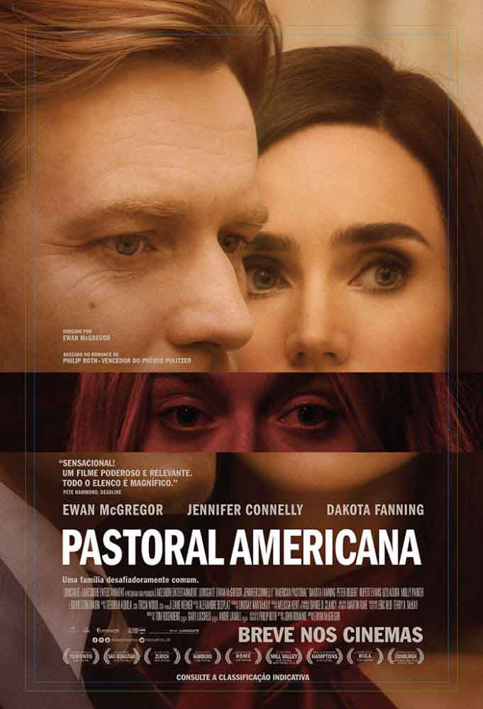 Pastoral Americana Torrent – BluRay 720p/1080p Dual Áudio (2017)