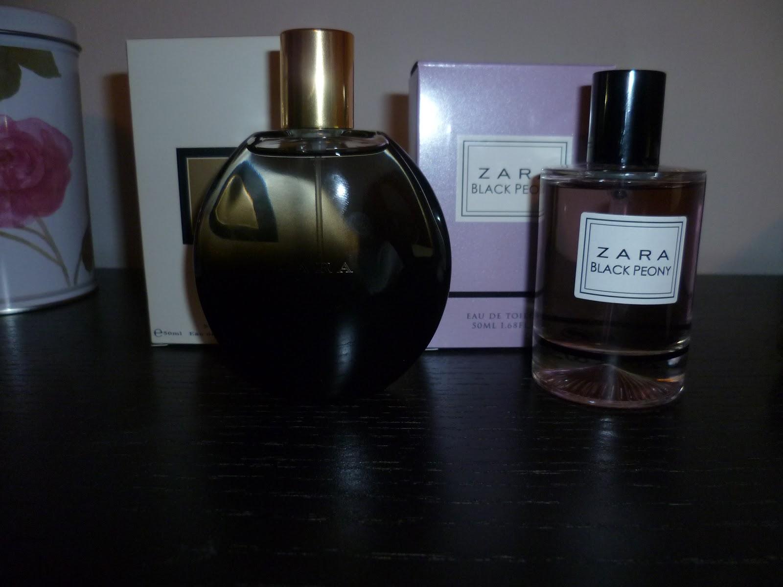 zara online parfüm
