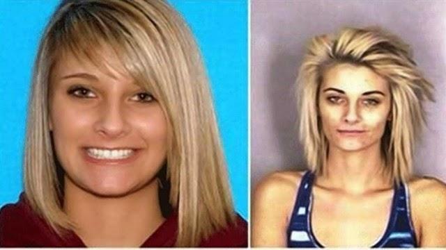 Veja antes e depois da ex-Miss Teen Oregon-World