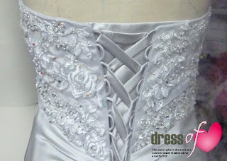 Dress Lace-UP